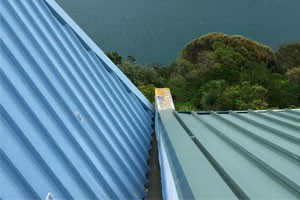 Wellington Roof Installation