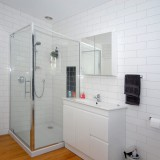New Bath, Shower, Toilet and Vanity (Johnsonville, Wellington) - 2 of 3