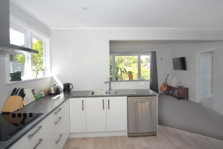 A new kitchen plumbed in - Johnsonville, Wellington (1/2)
